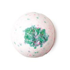 Sakura Bath Bomb - Lush Fresh Handmade Cosmetics (7.21 CAD) found on Polyvore featuring beauty products, bath & body products, body cleansers, beauty, makeup, fillers, lush and bath