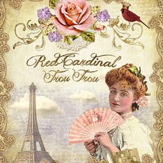 Browse unique items from RedCardinalFrouFrou on Etsy, a global marketplace of handmade, vintage and creative goods.
