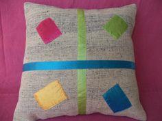 """Modern Bohemian Turkish Vintage White Kilim Pillow 18""""X18""""İnch 45X45CM Pillowshome Pillows"""