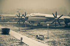 Tupolev Tu-114, 1961.