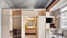 Marzua: 9 módulos habitacionales en el centro de Barcelona...