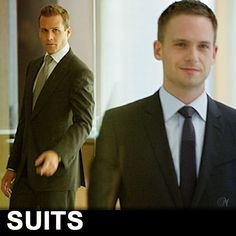 Mike Ross/Harvey Specter Usa Tv Shows, Suits Tv Series, Harvey Specter, Drinking, Juice, Kicks, Suit Jacket, Box, Jackets