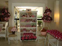 sweet party: Festa Tema Cupcake