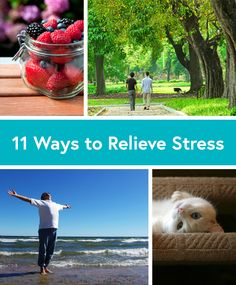 Feeling stressed can be a bummer. Here are 11 Simple Ways to Relieve Stress Now - Life by DailyBurn
