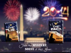 Last day of 2014...Happy New Year 2015! For the best in mysteries and faith this new year curl up with a good book. http://www.amazon.com/dp/B00QR82IFE