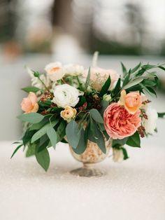 Spring inspired wedding flowers: http://www.stylemepretty.com/2017/05/02/intimate-destination-wedding-in-montana/ Photography: Jeremiah and Rachel - https://jeremiahandrachel.com/