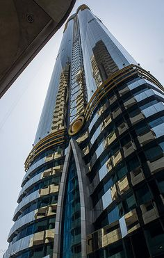 All Over The World | Luxury Travel | Rosamaria G Frangini | Dubai Modern Architecture Skyscrapers*
