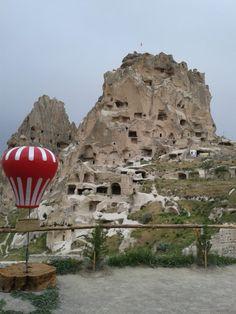 Peri Bacaları şu şehirde: Nevşehir, Nevşehir