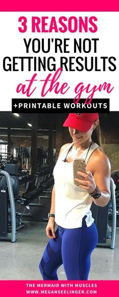 Why Am I not Getting Results at the gym? I'm going to show you, How to get results from lifting at the gym, The best workout plan for fast results, The most efficient workout schedule for women , How to focus on yourself and The two things I can't slay the gym without