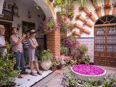 Uno de los patios más bellos de Córdoba es el de la Calle Encarnación, 11