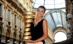Miss mei 2015 | Cristina Chiabotto @ Italiaanse Racefietsen