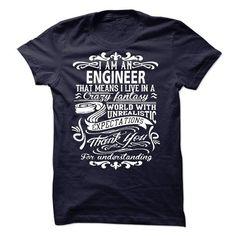 i am an Engineer Thank you T Shirts, Hoodies, Sweatshirts. GET ONE ==> https://www.sunfrog.com/LifeStyle/i-am-an-Engineer-Thank-you.html?41382