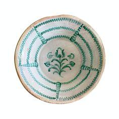 Granada Spain, Terra Cotta, Earthenware, Ceramic Pottery, Flower Designs, 19th Century, Bowls, Spanish, Frames