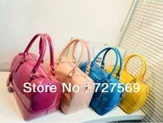 2013 Candy color  Women's  Shoulder Bag Messenger Bags Handbag Clutch Tote Bags free shipping ! € 27,00