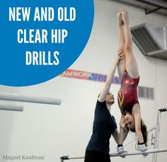 New and old clear hip drills | | Swing Big!