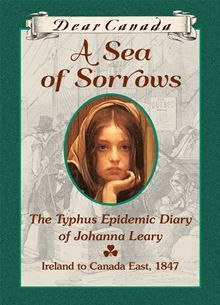 In the midst of the Irish famine, Johanna flees one disaster — only to land in another.  After a massive potato famine strikes Ireland, thirteen-year-old Johanna Leary flees to Canada…  read more at Kobo.