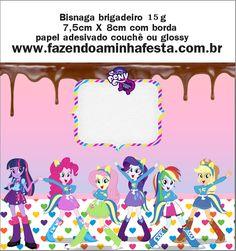 Fazendo a Propria Festa: my little pony