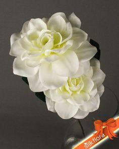 Camellia / GF60105_WH, SILKFLORA - Australia