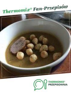 Saska zupa ziemniaczana z boczkiem jest to przepis stworzony przez użytkownika Ursik 13. Ten przepis na Thermomix<sup>®</sup> znajdziesz w kategorii Zupy na www.przepisownia.pl, społeczności Thermomix<sup>®</sup>. Beans, Vegetables, Food, Thermomix, Essen, Vegetable Recipes, Meals, Yemek, Beans Recipes
