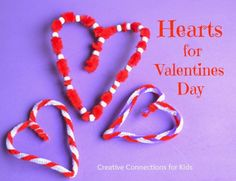 Hearts for Valentines Day!