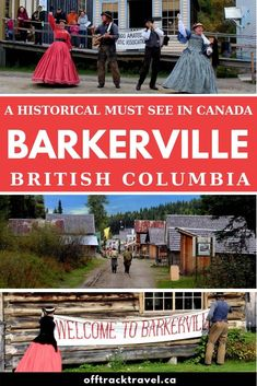 It's a living and breathing historical gold mining town and an absolute must see in British Columbia, Canada Slavery In The Usa, Cool Places To Visit, Places To Go, Columbia Outdoor, Anglican Church, British Columbia, Columbia Travel, Travel Humor, Beach Trip