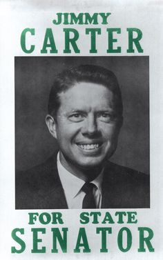 In 1962 in the election for State Senator I won. With my election I helped the state with many issues.
