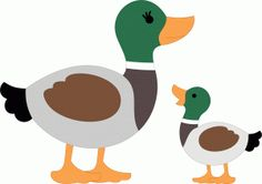 mallard ducks clip art pinterest mallard and clip art rh pinterest com