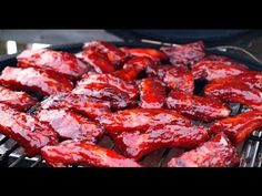 Chinese Ribs Recipe: Chinatown Char Siu Pork Or Ribs Marinade