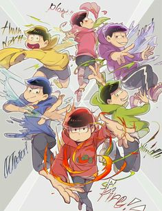 Image shared by Kei-san 🌸. Find images and videos about osomatsu san, ichimatsu and karamatsu on We Heart It - the app to get lost in what you love.