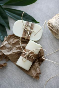DIY Jasmine and Tea Tree Deodorant Lotion Bar | Hello Glow