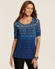 Chico's Travelers Classic Pavlova Top #chicos   I am packing this!