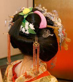 Tayuu hair