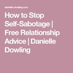 relationship expert advice free