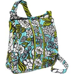 Vera Bradley Mailbag Crossbody    Vera Bradley Mailbag Crossbody Adjustable cross-body strap with maximum drop length of 25 inches; Top zip closure; Additional front compartment with magnetic flap closure; Exterior back zip pocket.   The post  Vera Bradley Mailbag Crossbody  appeared first on  Year of Style .    http://www.yearofstyle.com/vera-bradley-mailbag-crossbody/