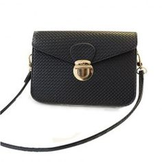 SHARE & Get it FREE | Trendy Women's Crossbody Bag With Solid Color and Push-Lock DesignFor Fashion Lovers only:80,000+ Items • New Arrivals Daily • Affordable Casual to Chic for Every Occasion Join Sammydress: Get YOUR $50 NOW!