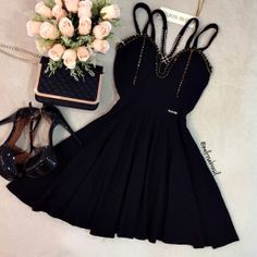 Mode Outfits, Outfits For Teens, Dress Outfits, Fall Outfits, Casual Dresses, Short Dresses, Dress Up, Fashion Outfits, Formal Dresses