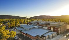 Alice Springs Emergency Department, NT, Australia