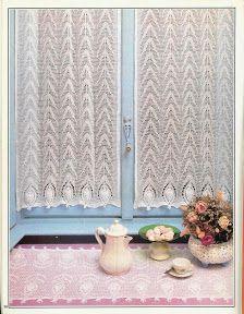 hogar crochet thalia atalaya lbumes web de picasa qu habr tras el visillo pinterest. Black Bedroom Furniture Sets. Home Design Ideas