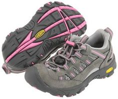 Keen Kids - Alamosa (Toddler/Little Kid) (Gargoyle/Wild Orchid) - Footwear on shopstyle.com