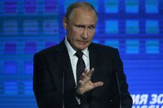 Obama may respond to Russian hacks. But how?     - CNET  Russian President Vladimir Putin speaks at an event in Mosow in October.                                             Mikhail Svetlov/Getty Images                                          US intelligence agencies have officially blamed Russia for recent hacks on Democratic political organizations.  Great. Now what?  Apparently theres a response in the works but we may never know exactly what form it takes.  On Tuesday White House press…