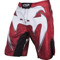 "Venum ""Amazonia"" 4.0 Fight Shorts - (Red)"
