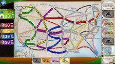 Ticket to Ride v2.4.1-4924-ef7a8f9 (Unlocked) Apk Mod  Data http://www.faridgames.tk/2017/01/ticket-to-ride-v241-4924-ef7a8f9.html
