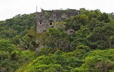 """Conheça sobre """"O Castelo do Nazista de Peruíbe."""""""