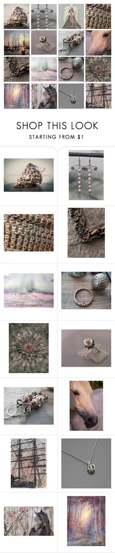 """""""Rustic Romance"""" by craftygeminicreation ❤ liked on Polyvore featuring interior, interiors, interior design, home, home decor, interior decorating, Bambo, WALL, rustic and vintage"""