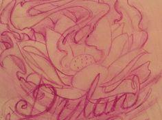 Tatouage Calypso,Portfolio dessins à Djuss. Diverses créations.
