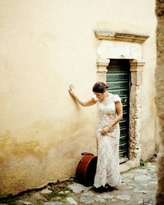 Bride in front of ruin #kosmaschris #destinationwedding #instagood #fineart #styled #love #lenakatsanidou #instalove #bride #btidal #weddingmakeup #& #emotion #instawedding #monemvasia #monemvasiacastle @double_trouble2009 @lenakatsanidou
