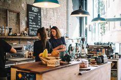 Broadsheet Cafe, Sydney