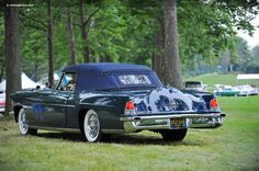 1956 Lincoln Continental Mark II Convertible