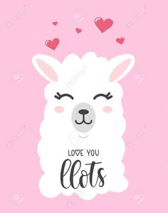 Love you llots llama quote with doodles. llama motivational and inspirational vector poster. Wallpapers Tumblr, Cute Wallpapers, Wallpaper Backgrounds, Iphone Wallpaper, Unicorns Wallpaper, Alpacas, Llama Drawing, Llama Face, Llama Llama