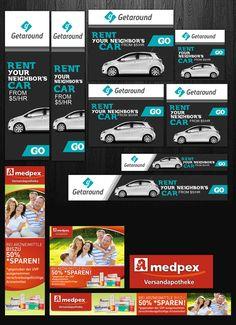 banner ad のおすすめ画像 85 件 pinterest banner template web